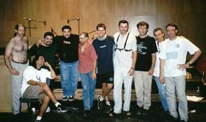 """22. Recording in Spain with Mike Mossman and Horacio """"El Negro"""" Hernandez"""